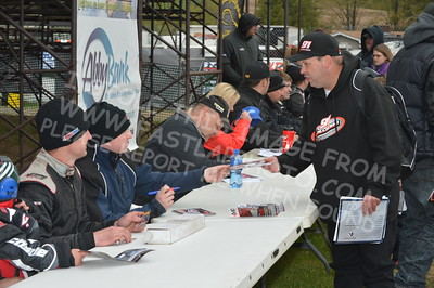 """20160514-474 - ARCA Midwest Tour """"Cabin Fever 100"""" at State Park Speedway - Wausau, WI"""