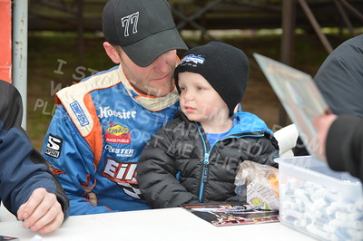 """20160514-477 - ARCA Midwest Tour """"Cabin Fever 100"""" at State Park Speedway - Wausau, WI"""