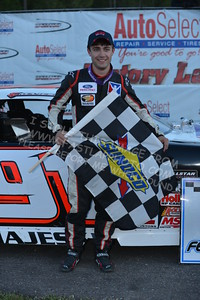 """20160514-677 - ARCA Midwest Tour """"Cabin Fever 100"""" at State Park Speedway - Wausau, WI"""