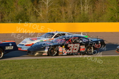 """20160514-589 - ARCA Midwest Tour """"Cabin Fever 100"""" at State Park Speedway - Wausau, WI"""