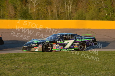 """20160514-594 - ARCA Midwest Tour """"Cabin Fever 100"""" at State Park Speedway - Wausau, WI"""