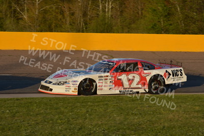 """20160514-587 - ARCA Midwest Tour """"Cabin Fever 100"""" at State Park Speedway - Wausau, WI"""