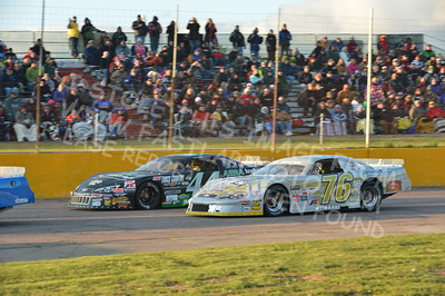 """20160514-576 - ARCA Midwest Tour """"Cabin Fever 100"""" at State Park Speedway - Wausau, WI"""