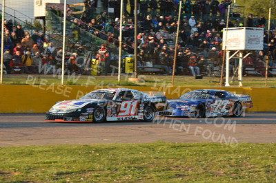 """20160514-578 - ARCA Midwest Tour """"Cabin Fever 100"""" at State Park Speedway - Wausau, WI"""