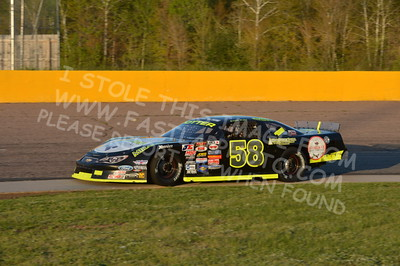 """20160514-593 - ARCA Midwest Tour """"Cabin Fever 100"""" at State Park Speedway - Wausau, WI"""