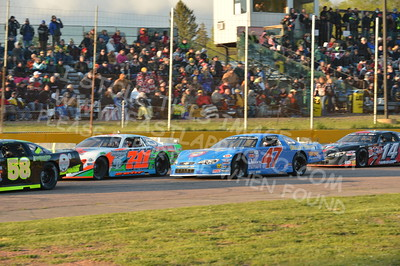 """20160514-572 - ARCA Midwest Tour """"Cabin Fever 100"""" at State Park Speedway - Wausau, WI"""