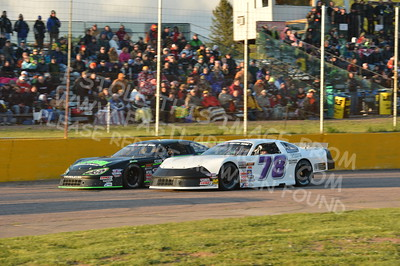 """20160514-573 - ARCA Midwest Tour """"Cabin Fever 100"""" at State Park Speedway - Wausau, WI"""