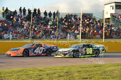 """20160514-574 - ARCA Midwest Tour """"Cabin Fever 100"""" at State Park Speedway - Wausau, WI"""