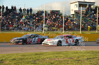 """20160514-577 - ARCA Midwest Tour """"Cabin Fever 100"""" at State Park Speedway - Wausau, WI"""