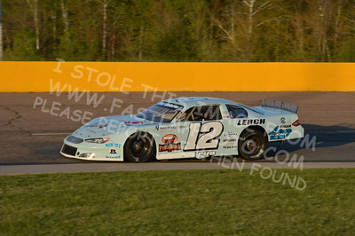 """20160514-588 - ARCA Midwest Tour """"Cabin Fever 100"""" at State Park Speedway - Wausau, WI"""