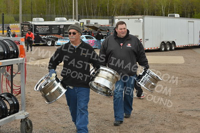 "20160514-005 - ARCA Midwest Tour ""Cabin Fever 100"" at State Park Speedway - Wausau, WI"
