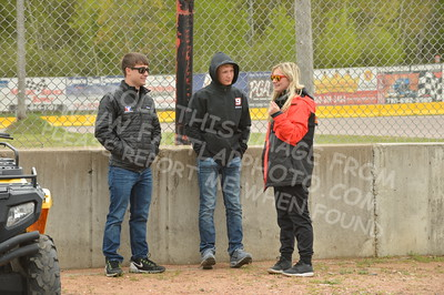 "20160514-015 - ARCA Midwest Tour ""Cabin Fever 100"" at State Park Speedway - Wausau, WI"