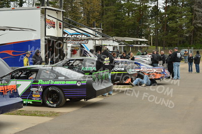 "20160514-028 - ARCA Midwest Tour ""Cabin Fever 100"" at State Park Speedway - Wausau, WI"