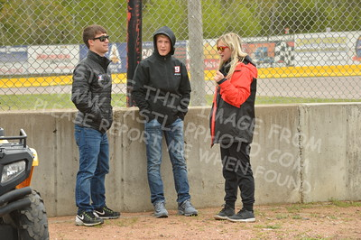 "20160514-016 - ARCA Midwest Tour ""Cabin Fever 100"" at State Park Speedway - Wausau, WI"