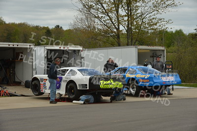 "20160514-107 - ARCA Midwest Tour ""Cabin Fever 100"" at State Park Speedway - Wausau, WI"