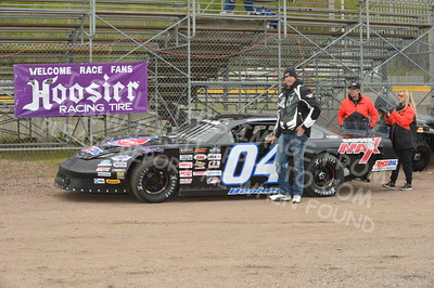 "20160514-008 - ARCA Midwest Tour ""Cabin Fever 100"" at State Park Speedway - Wausau, WI"