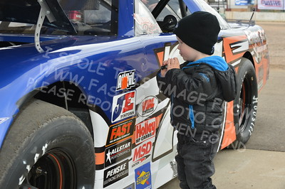 "20160514-027 - ARCA Midwest Tour ""Cabin Fever 100"" at State Park Speedway - Wausau, WI"