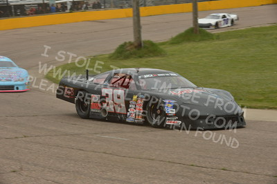 """20160514-038 - ARCA Midwest Tour """"Cabin Fever 100"""" at State Park Speedway - Wausau, WI"""