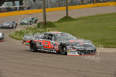 """20160514-043 - ARCA Midwest Tour """"Cabin Fever 100"""" at State Park Speedway - Wausau, WI"""