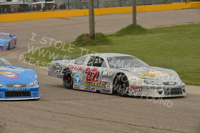 """20160514-039 - ARCA Midwest Tour """"Cabin Fever 100"""" at State Park Speedway - Wausau, WI"""