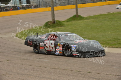 """20160514-050 - ARCA Midwest Tour """"Cabin Fever 100"""" at State Park Speedway - Wausau, WI"""
