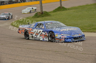 """20160514-061 - ARCA Midwest Tour """"Cabin Fever 100"""" at State Park Speedway - Wausau, WI"""