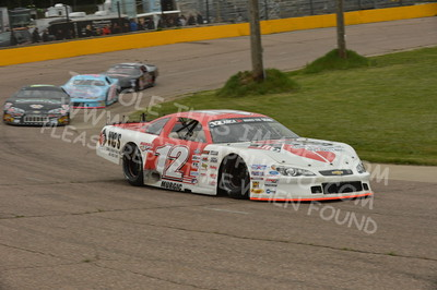 """20160514-044 - ARCA Midwest Tour """"Cabin Fever 100"""" at State Park Speedway - Wausau, WI"""