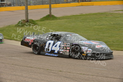 """20160514-055 - ARCA Midwest Tour """"Cabin Fever 100"""" at State Park Speedway - Wausau, WI"""