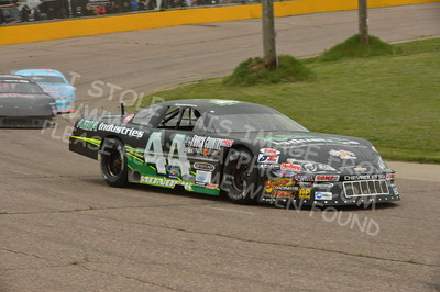 """20160514-041 - ARCA Midwest Tour """"Cabin Fever 100"""" at State Park Speedway - Wausau, WI"""