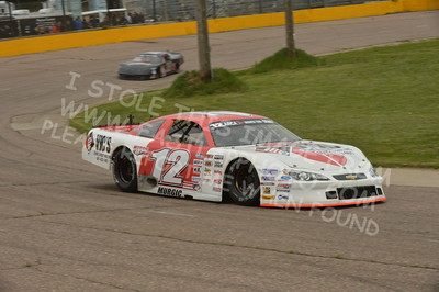 """20160514-052 - ARCA Midwest Tour """"Cabin Fever 100"""" at State Park Speedway - Wausau, WI"""