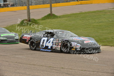 """20160514-046 - ARCA Midwest Tour """"Cabin Fever 100"""" at State Park Speedway - Wausau, WI"""