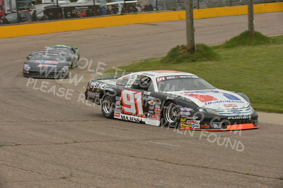 """20160514-040 - ARCA Midwest Tour """"Cabin Fever 100"""" at State Park Speedway - Wausau, WI"""