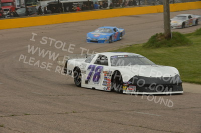 """20160514-037 - ARCA Midwest Tour """"Cabin Fever 100"""" at State Park Speedway - Wausau, WI"""