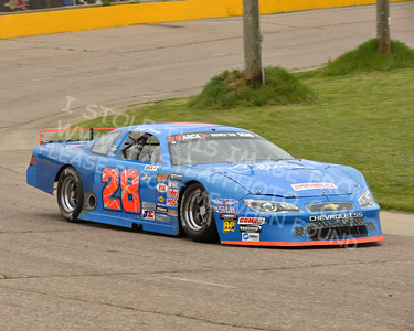 """20160514-034 - ARCA Midwest Tour """"Cabin Fever 100"""" at State Park Speedway - Wausau, WI"""