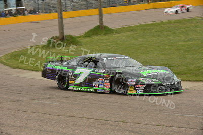 """20160514-049 - ARCA Midwest Tour """"Cabin Fever 100"""" at State Park Speedway - Wausau, WI"""