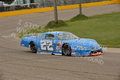 """20160514-062 - ARCA Midwest Tour """"Cabin Fever 100"""" at State Park Speedway - Wausau, WI"""