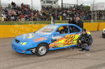 "20160514-783 - ARCA Midwest Tour ""Cabin Fever 100"" at State Park Speedway - Wausau, WI"