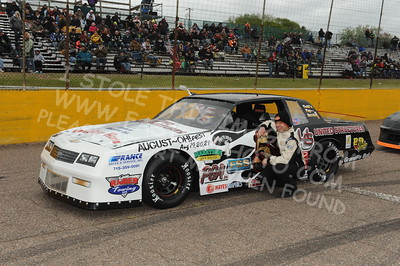 "20160514-778 - ARCA Midwest Tour ""Cabin Fever 100"" at State Park Speedway - Wausau, WI"