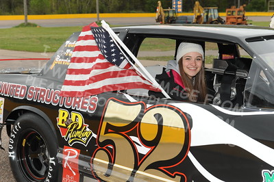 "20160514-779 - ARCA Midwest Tour ""Cabin Fever 100"" at State Park Speedway - Wausau, WI"