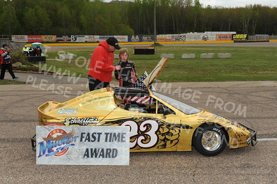 "20160514-773 - ARCA Midwest Tour ""Cabin Fever 100"" at State Park Speedway - Wausau, WI"