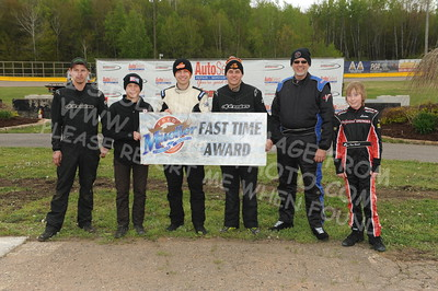 "20160514-787 - ARCA Midwest Tour ""Cabin Fever 100"" at State Park Speedway - Wausau, WI"