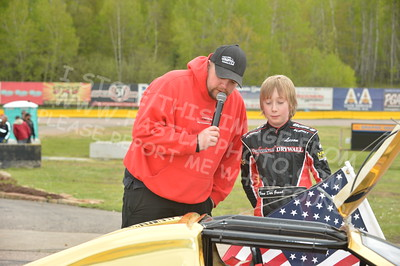 "20160514-482 - ARCA Midwest Tour ""Cabin Fever 100"" at State Park Speedway - Wausau, WI"