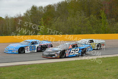"20160514-521 - ARCA Midwest Tour ""Cabin Fever 100"" at State Park Speedway - Wausau, WI"