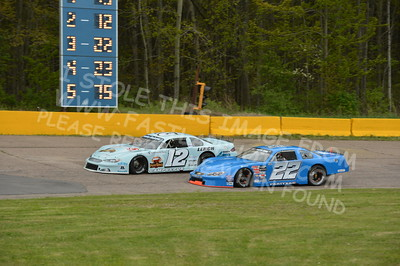 "20160514-513 - ARCA Midwest Tour ""Cabin Fever 100"" at State Park Speedway - Wausau, WI"