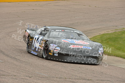 """20160514-405 - ARCA Midwest Tour """"Cabin Fever 100"""" at State Park Speedway - Wausau, WI"""