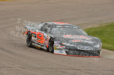 """20160514-410 - ARCA Midwest Tour """"Cabin Fever 100"""" at State Park Speedway - Wausau, WI"""