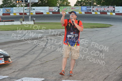 "20160611-397 - ARCA Midwest Tour ""Kar Korner All-Star 100"" at Rockford Speedway - Loves Park, IL"