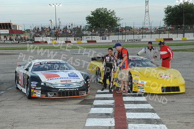 "20160611-670 - ARCA Midwest Tour ""Kar Korner All-Star 100"" at Rockford Speedway - Loves Park, IL"