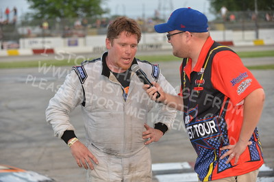 "20160611-403 - ARCA Midwest Tour ""Kar Korner All-Star 100"" at Rockford Speedway - Loves Park, IL"