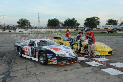 "20160611-668 - ARCA Midwest Tour ""Kar Korner All-Star 100"" at Rockford Speedway - Loves Park, IL"